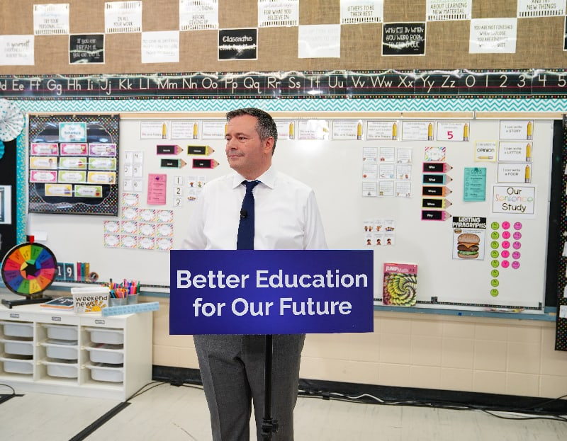 United Conservative Plan: Improving Test Scores